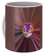 Circles Of Life Coffee Mug