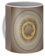 Circular Abastract Art 5 Coffee Mug