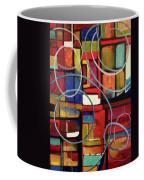Circular Confusion Coffee Mug