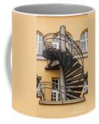 Circular Staircase Coffee Mug