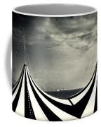 Circus With Distant Ships Coffee Mug