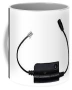 Cisco Headset Buddy Adapter Coffee Mug
