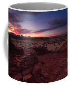 Citadel Sunset Coffee Mug by Mike  Dawson