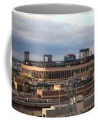 Citi Field - New York Mets Coffee Mug by Frank Romeo