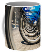 Citibike Manhattan Coffee Mug