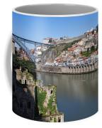 Cities Of Porto And Gaia In Portugal Coffee Mug