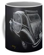 Citroen 2cv Charleston Coffee Mug