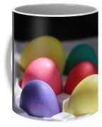 Citrus And Ultra Violet Easter Eggs Coffee Mug