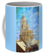 Citta Alta From Above Coffee Mug by Jeff Kolker