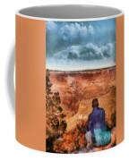 City - Arizona - Grand Canyon - The Vista Coffee Mug