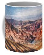 City - Arizona - Grand Hills Coffee Mug