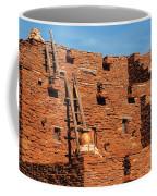 City - Arizona - Pueblo Coffee Mug