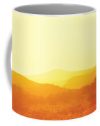 City - Arizona - Sunset Over Nevada Coffee Mug
