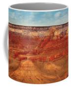 City - Arizona - The Grand Canyon Coffee Mug by Mike Savad