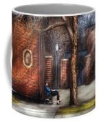 City - Newark Nj - Always Waiting  Coffee Mug