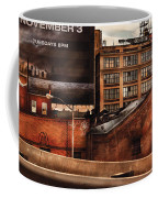 City - Ny - New York History Coffee Mug