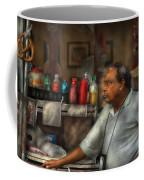 City - Ny - The Pretzel Vendor Coffee Mug
