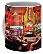 City - Vegas - O'sheas Casino Coffee Mug