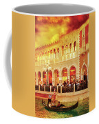 City - Vegas - Venetian - Life At The Palazzo Coffee Mug