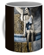 City Angel -2 Coffee Mug