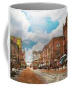 City - Arkansas - Main St 1925 Coffee Mug