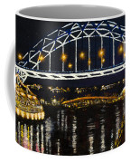 City At Night Coffee Mug