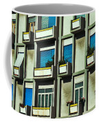 City Balconies Coffee Mug