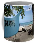 City Beach Coffee Mug