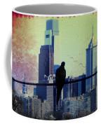 City Bird Coffee Mug