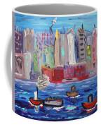 City City City Coffee Mug