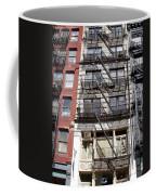 City Complex Coffee Mug