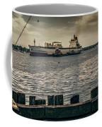 City Fishing Coffee Mug