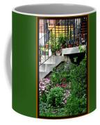 City Garden Coffee Mug