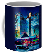 City Gas Station Coffee Mug