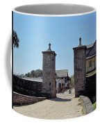 City Gate Of St Augustine Coffee Mug