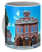 City Hall And Fire Department Coffee Mug