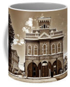 City Hall And Fire Department S Coffee Mug