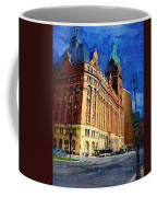 City Hall And Lamp Post Coffee Mug