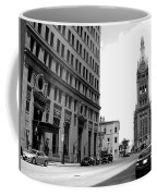 City Hall B-w Coffee Mug