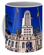 City Hall La Coffee Mug