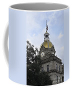 City Hall Savannah Coffee Mug