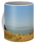 City In The Fog Coffee Mug