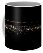 City Lights Coffee Mug