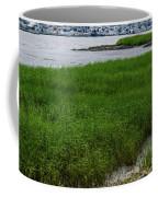 City Marina Marsh View Coffee Mug