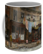City - Ny - Elegant Apartments - 1912 Coffee Mug