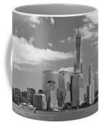 City - Ny - The Shades Of A City Coffee Mug