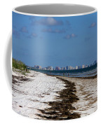 City Of Clearwater Skyline Coffee Mug