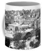 City Of David Bethlehem Coffee Mug by Munir Alawi