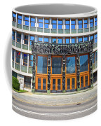 City Of Ljubljana Parliament Building View Coffee Mug