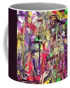 City Of Night Coffee Mug